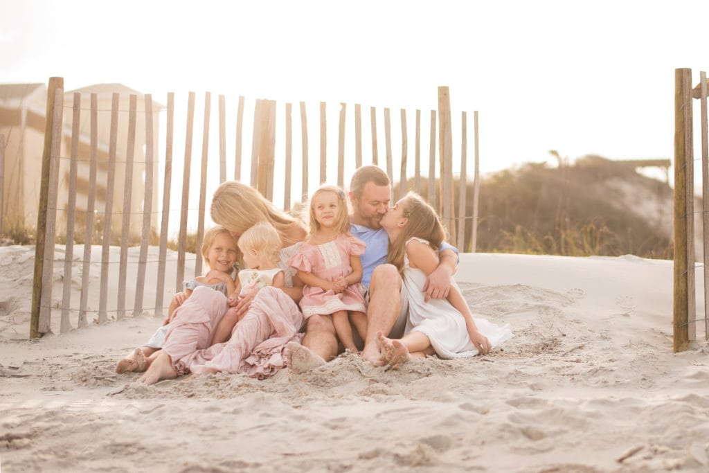 Family Photographer in Galveston