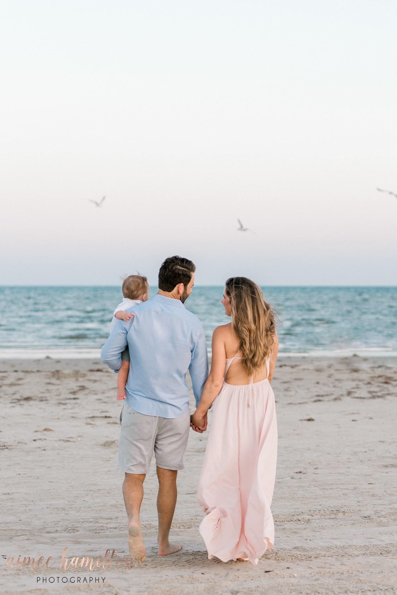Galveston TX Family Photographer