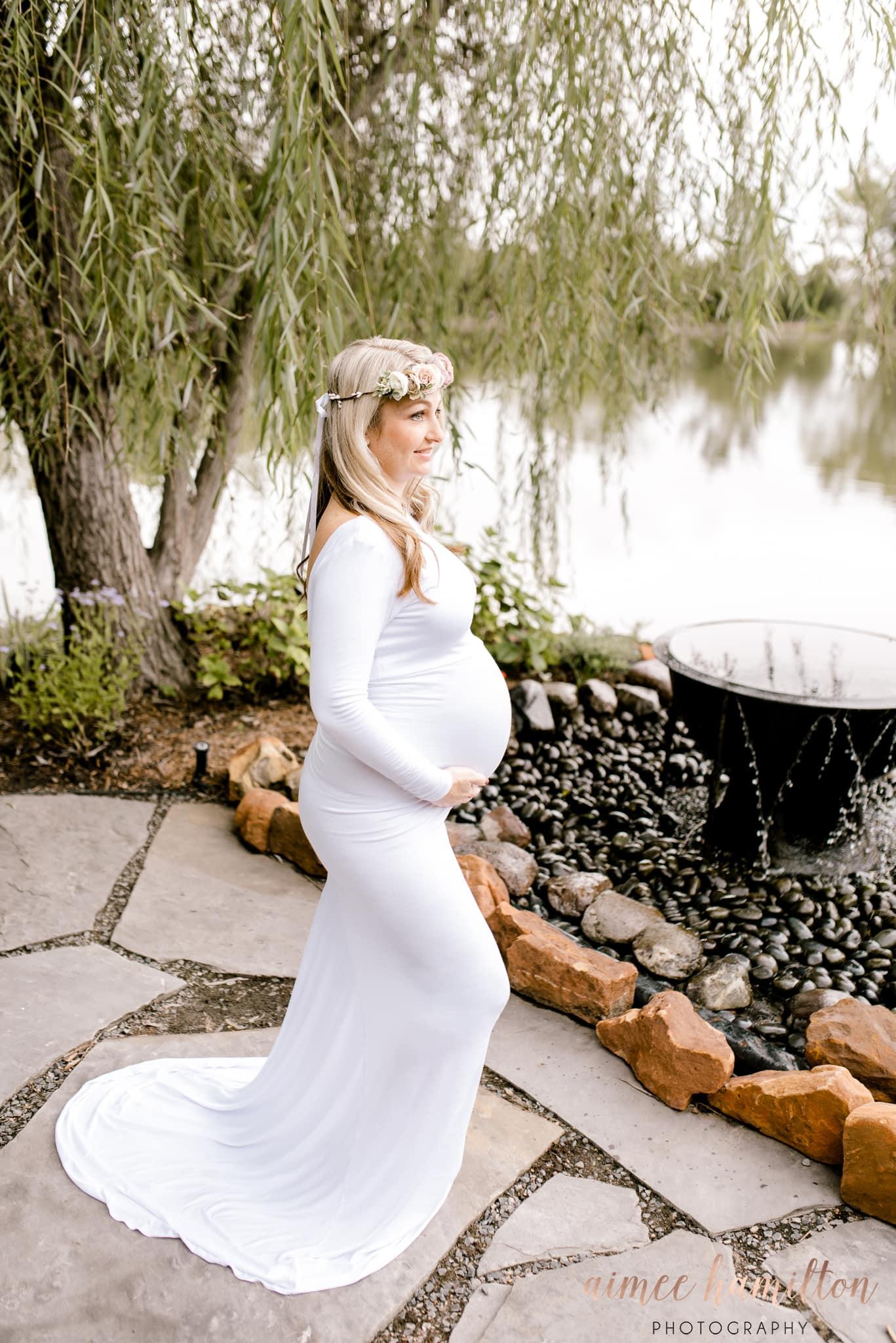 Maternity Portraits in Dallas