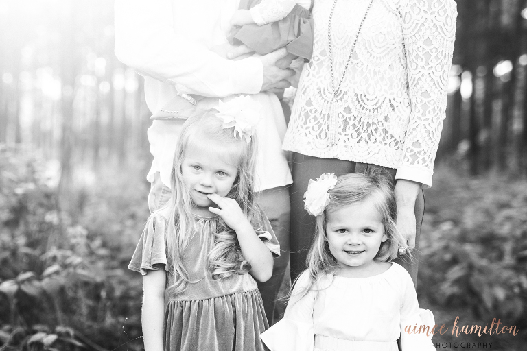 Fall Family Photography in North Houston