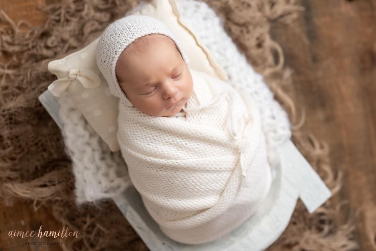 Houston Studio Newborn Photography