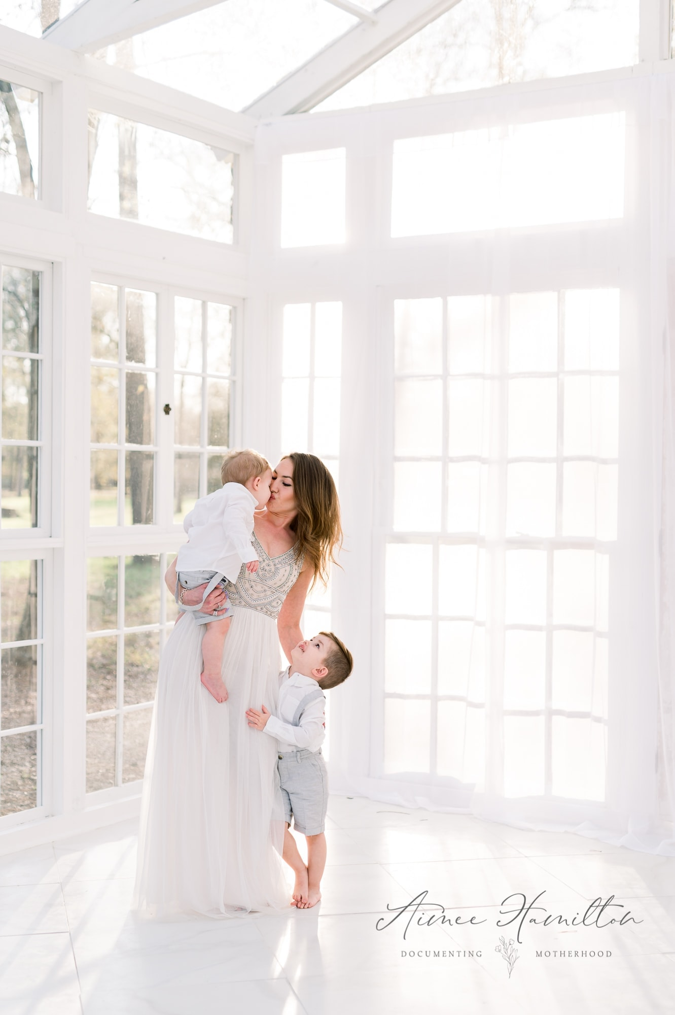 Dallas Motherhood Photographer