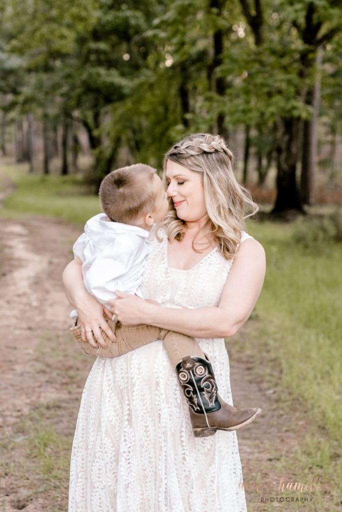 Dallas maternity picture