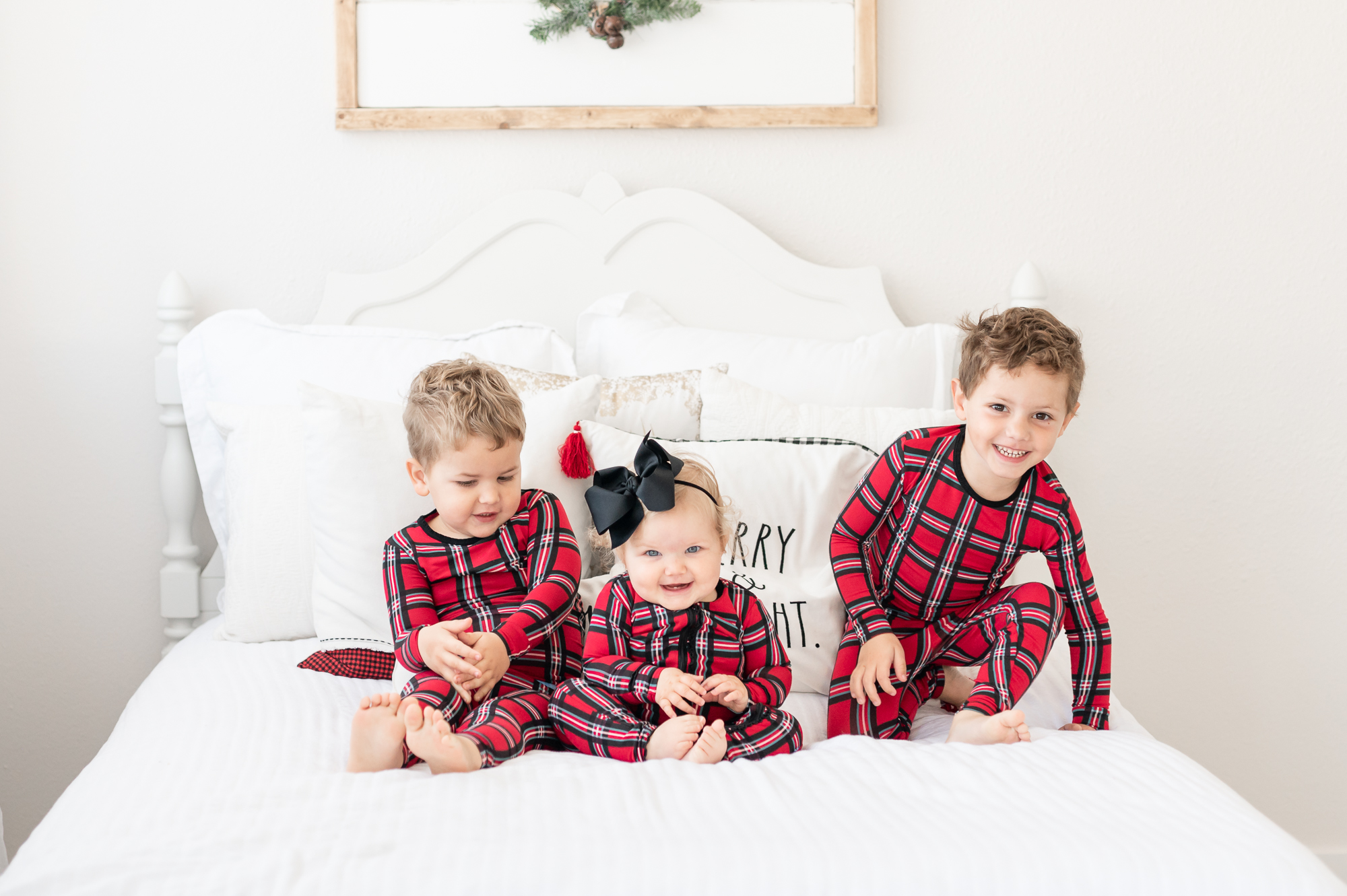 Dallas Christmas Mini Session