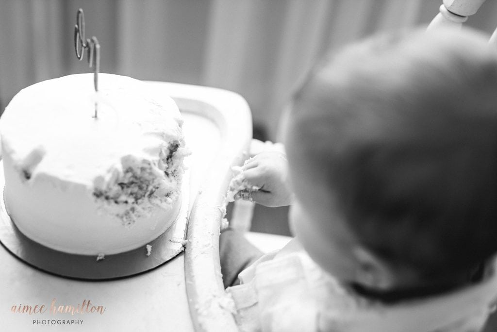 Dallas cake smash photographer