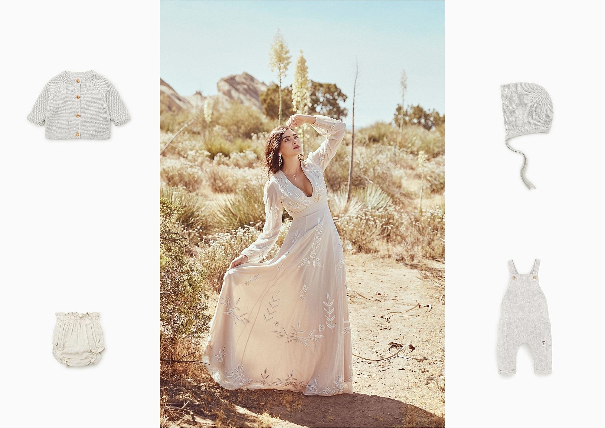 Motherhood Photography Wardrobe Inspiration