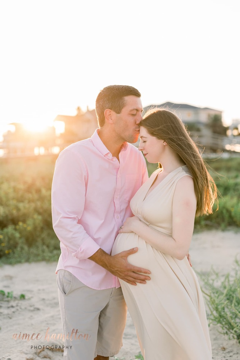 Galveston Maternity Photographer