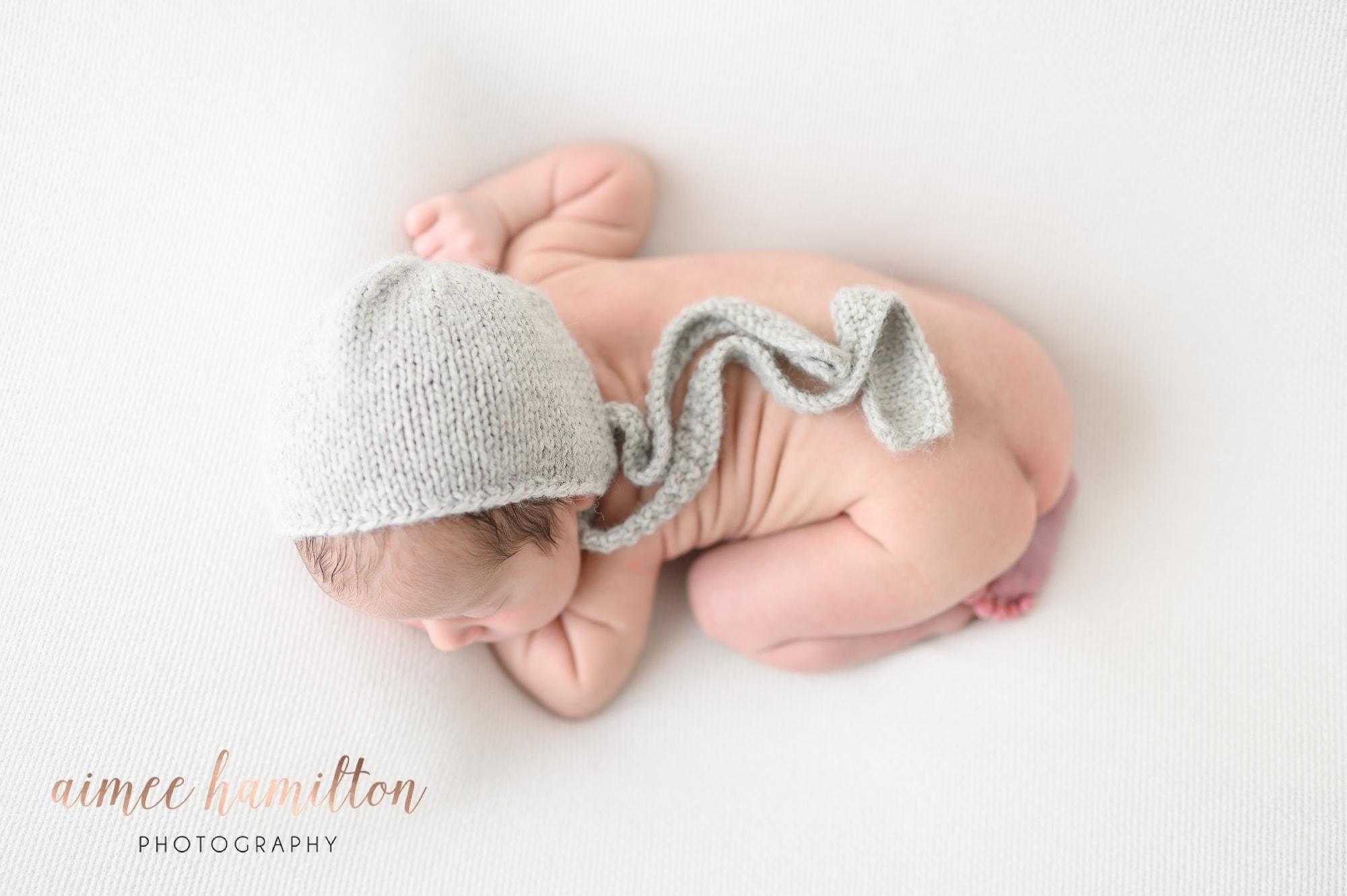 Studio Newborn Photographer in Dallas