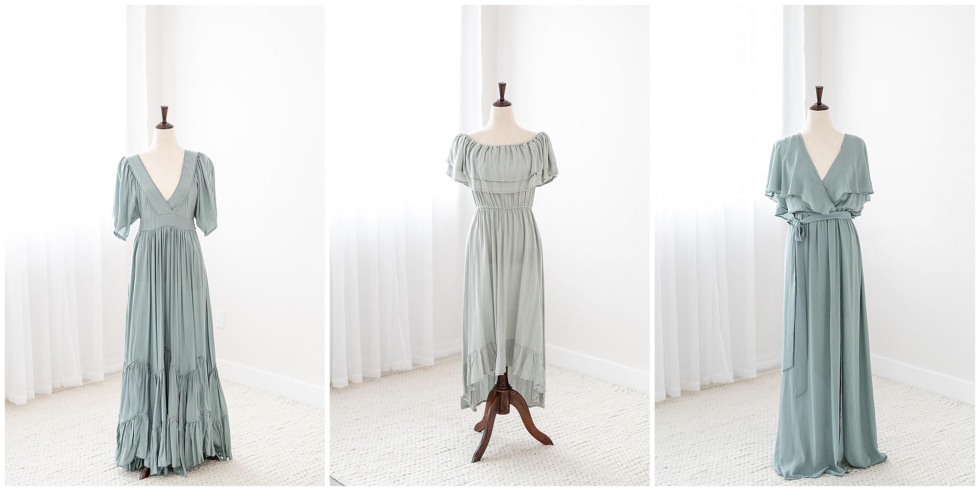 McKinney Photographer Studio Wardrobe Options