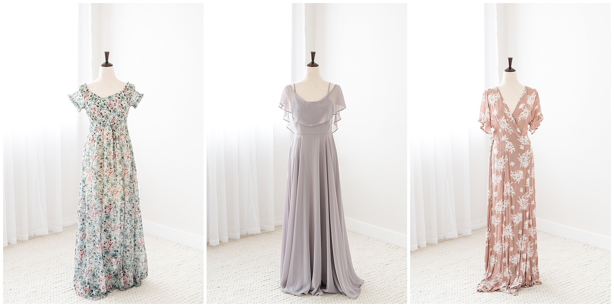 Frisco Photographer Studio Wardrobe Options