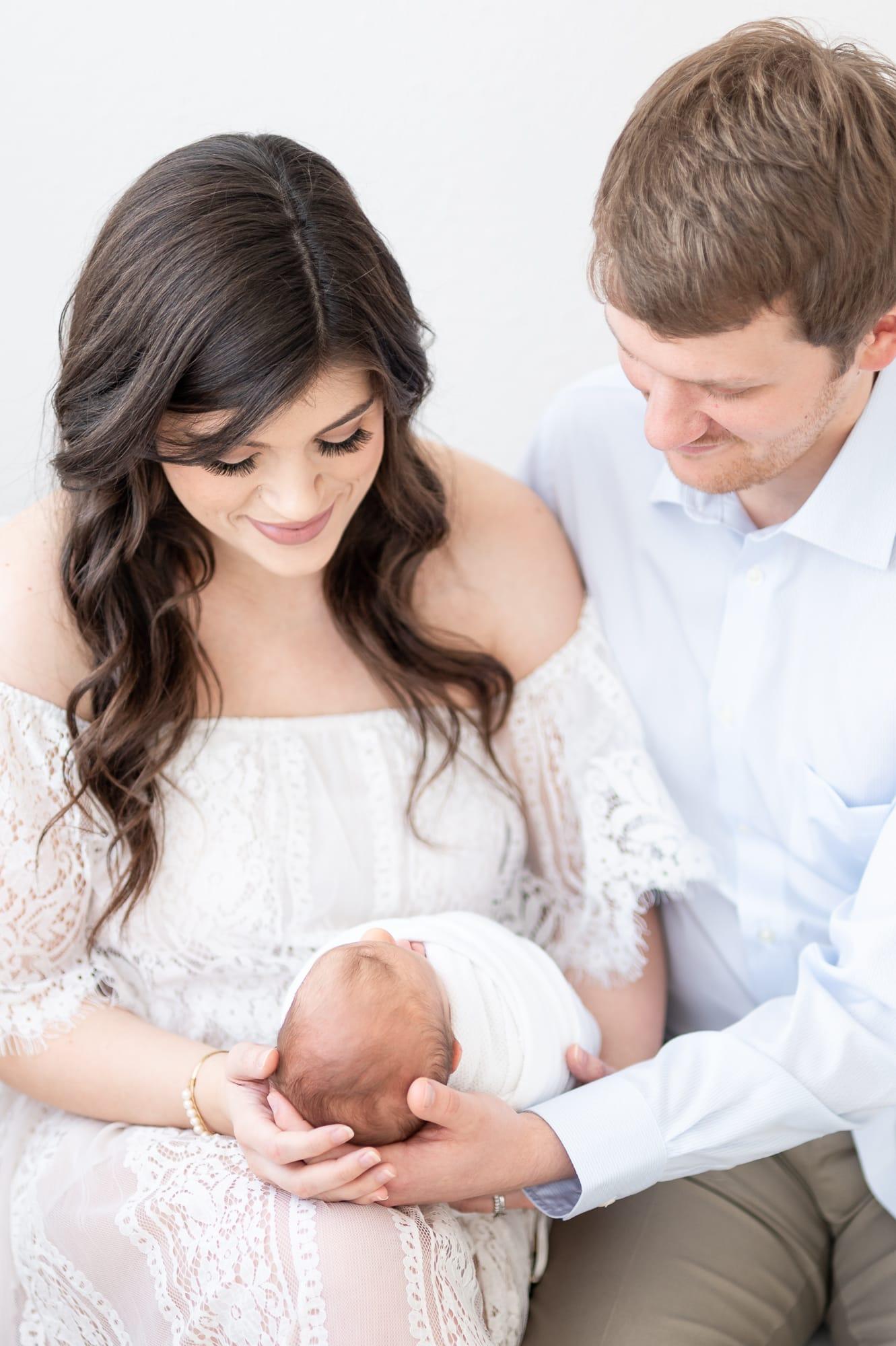 Simple Newborn Photography in Prosper