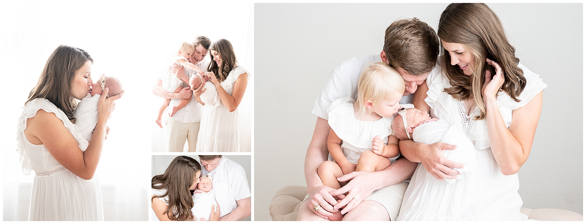 Studio Newborn Photography in McKinney