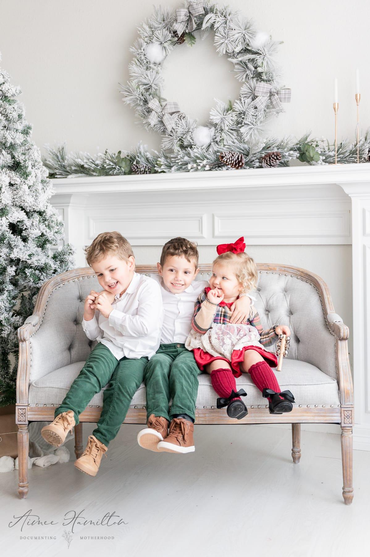 Christmas Children's Portraits