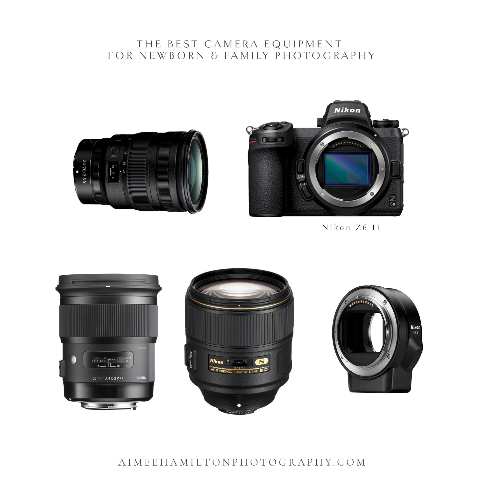best camera equipment