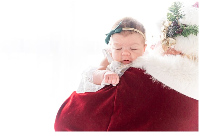 Santa Portraits in McKinney