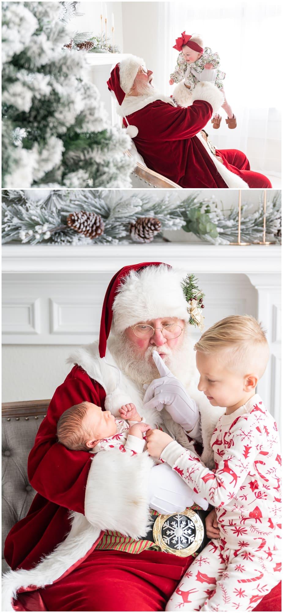 2021 Dallas Santa Mini
