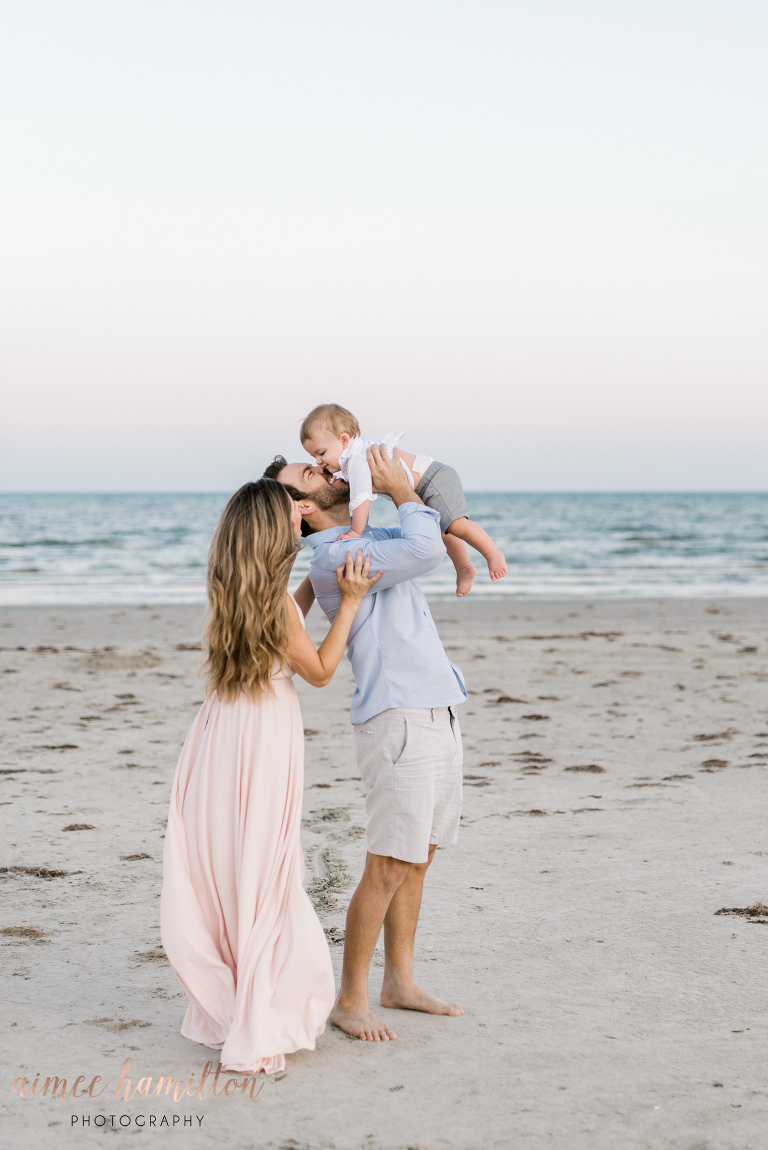 Galveston, TX Family Photographer